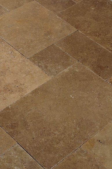 Noce Pavers Rich Tones Of Dark Brown Great For Patios